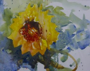 Sunflower by Keith Fitton