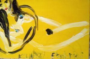 sunny girl by Ekaterini Koliakou