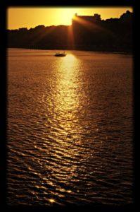 Across the water by LouiseTopp