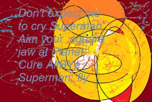 superman by Pauline Heath