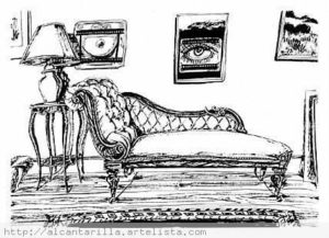 Couch by Susan Di Santo
