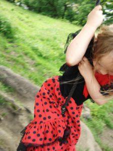 Hebden Swing by Amy Barlow