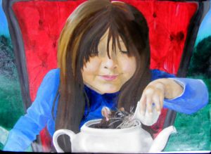 Tea With Mr.Rat by Mia