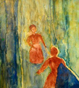 Teacher by Margaret Le Bas