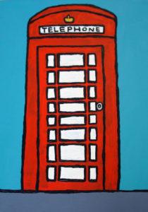 Telephone by Pauline Jackson