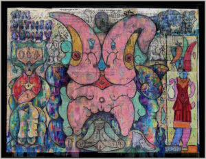 The Aether  Bunny by Howard B. Johnson Jr.