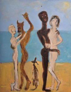 The Beach by Caroline Truss