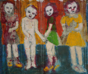 The Children by Chris Wilson