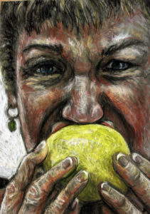 The Emotional Trauma of Lemons by Lucy Harding