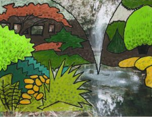 The Fountain by G.E.W. Shepherd