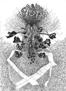 The gardener by John Lincoln