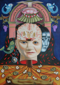 The Impossibility of Being in the Brain of Someone Living by Yvonne Mabs Francis