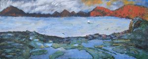 The Isle of Skye by Bernard Parker
