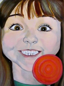 The Lolly. by Mia