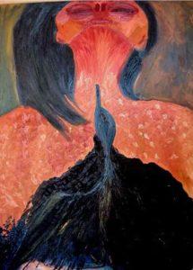 The Oiled Bird by Hannah Light