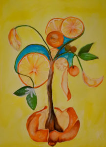 The Orange Tree by Kate Lomax
