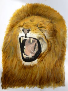 The Roar by Carnival Mask