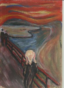 The Scream by Brian Witty