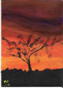 The tree of life by Mo Rudling
