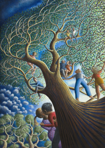 Tree of Life by Alan Kestner