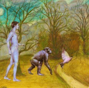 The Un-Evolving by John Severino