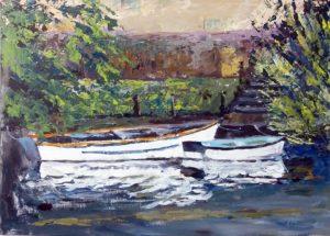 The Welland by Brian Ashpool