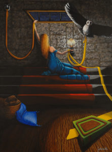 Th Wisdom that Binds by Anni Golemienko