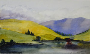 Tomales Bay from by Geof