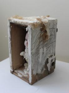 Tomb (detail) by dean warburton