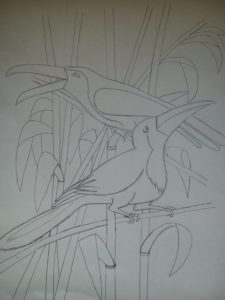Toucans by Macktee