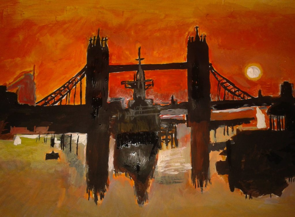 28880 || 2950 || Tower Bridge at Sunset || £100 || 4332