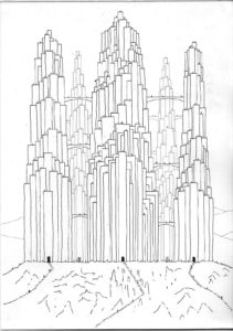 The Towers of Babel 1 by John Exell