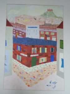 Townscape by Carole Rust