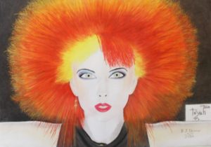 Toyah by Barry Skinner