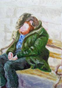 Homeless by Flozza