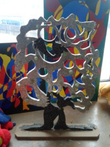 tree of life by Barbara Mason