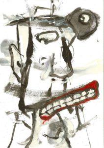 Turn A Blind Eye by Nuno  Evaristo