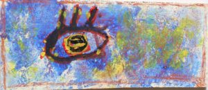 Eye 2 (Blue) by Raphael (Teenage Mutant Ninja  Turtles)