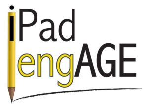 IPad engAGE logo by Ipad Engage