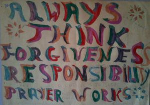 Always Think Forgiveness by Chaz Waldren