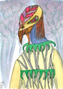 untitled__bird_ by Lillian D French