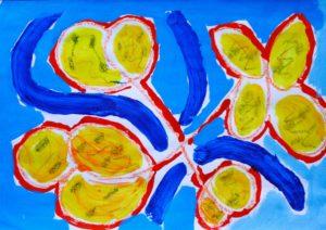 Pears by Valerie-Ann Baker