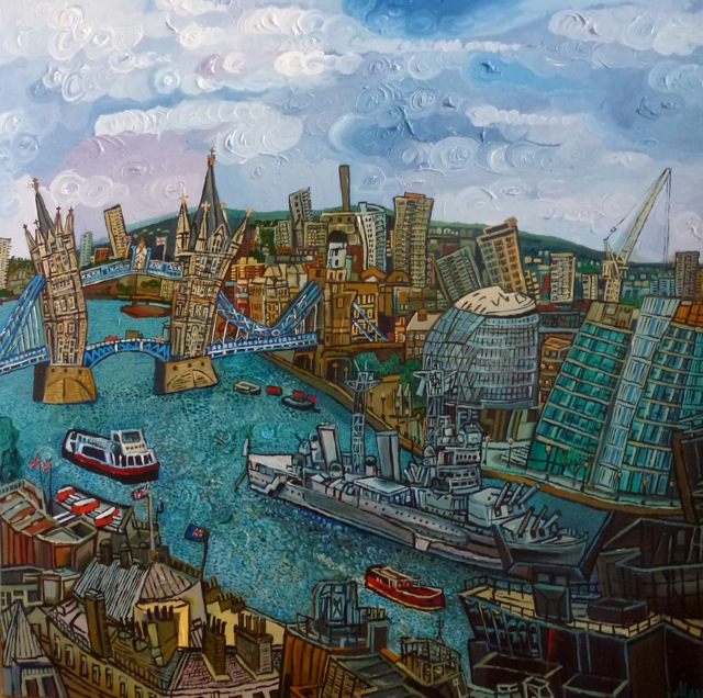 12071 || 2036 || View with Tower Bridge || £700 || 4265