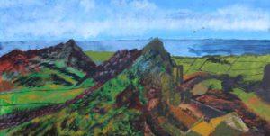 Visions of Derbyshire by Bernard Parker