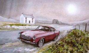 Volvo 1800 s by John Lowerson