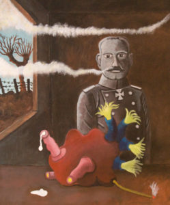 Von Falkenhayn's Dream by Jon Richmond