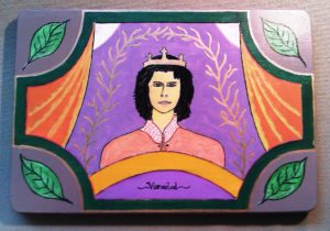 Prince Vsevolod Rectangular Panel. by SeaSideSean