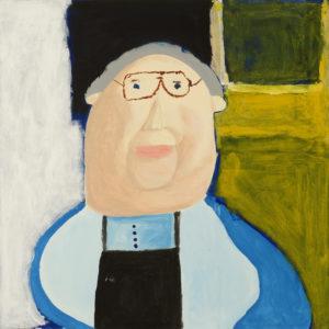 Self-Portrait by John Croft
