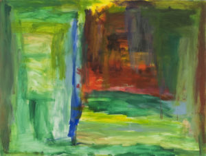 Painting No. 27 by Painting No. 24