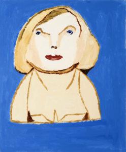 Blondie by John Croft
